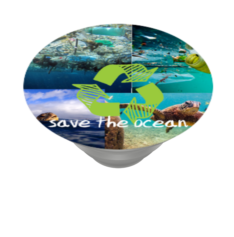 save the ocean!, PopSockets