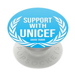 Support With Unicef, PopSockets