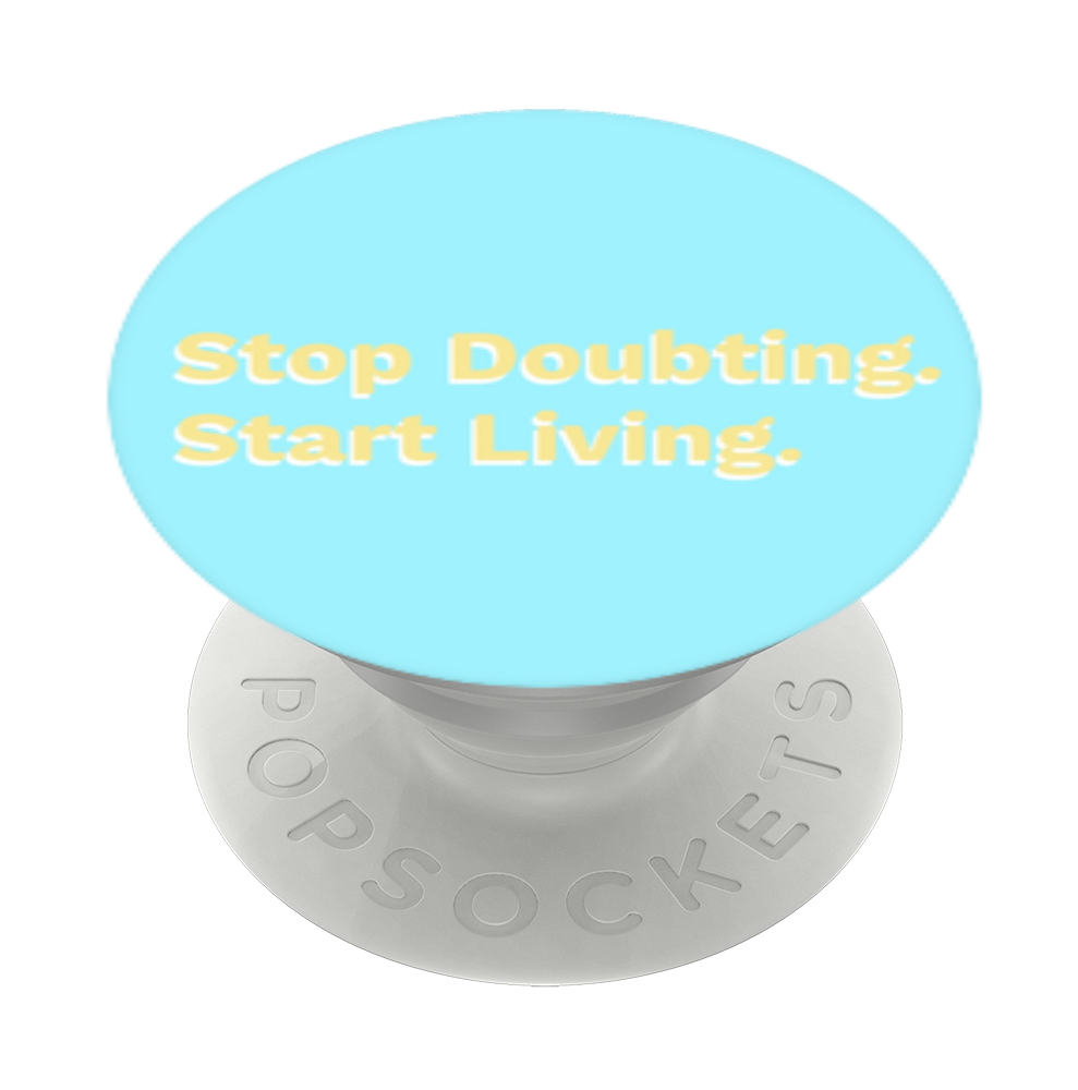 Choose Life, PopSockets