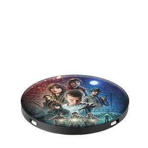 Stranger Things Space, PopSockets