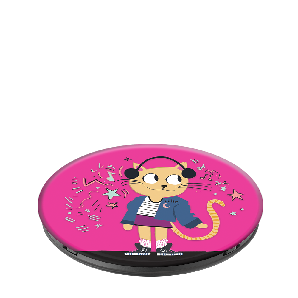 Cool Cat, PopSockets