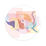 Abstract Elephant, PopSockets