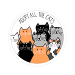 Adopt All The Cats, PopSockets