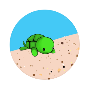 Baby Turtle, PopSockets