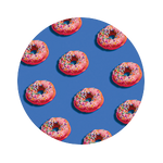 (DONUT)RED, PopSockets