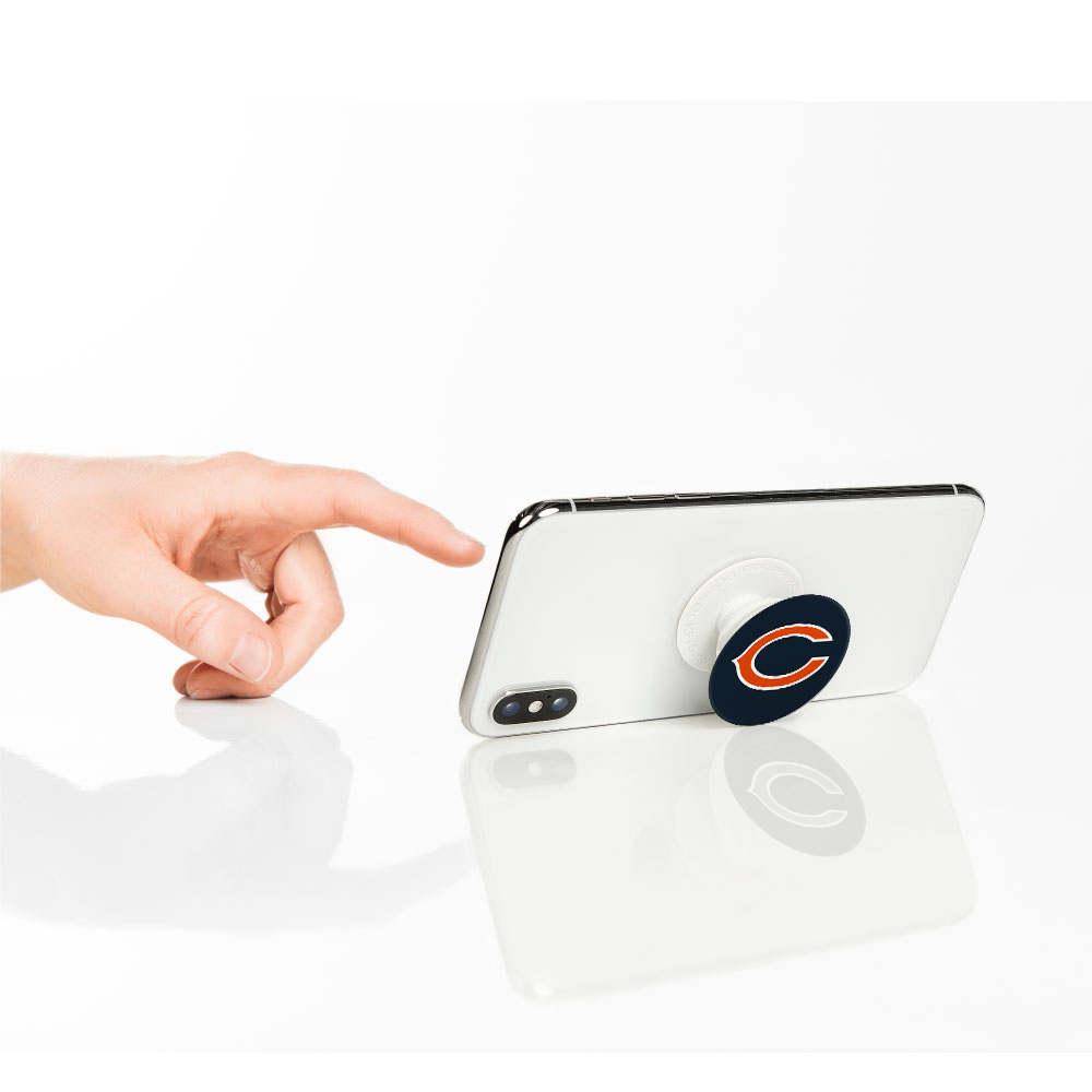 Chicago Bears Helmet, PopSockets