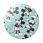 Mickey Mint Pattern, PopSockets