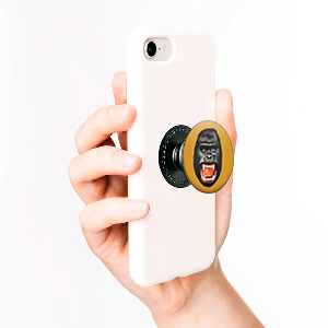 Anger Monkey, PopSockets