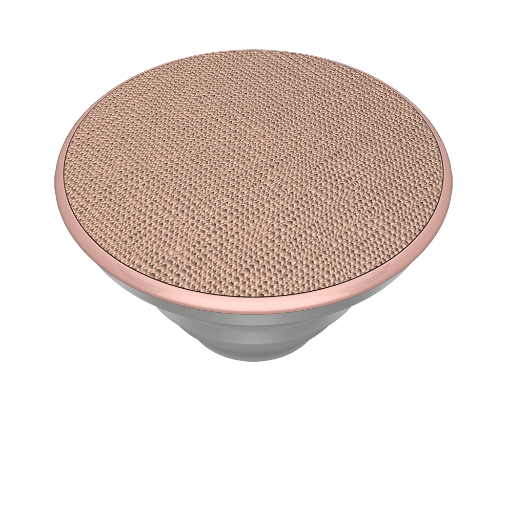 Saffiano Rose Gold, PopSockets