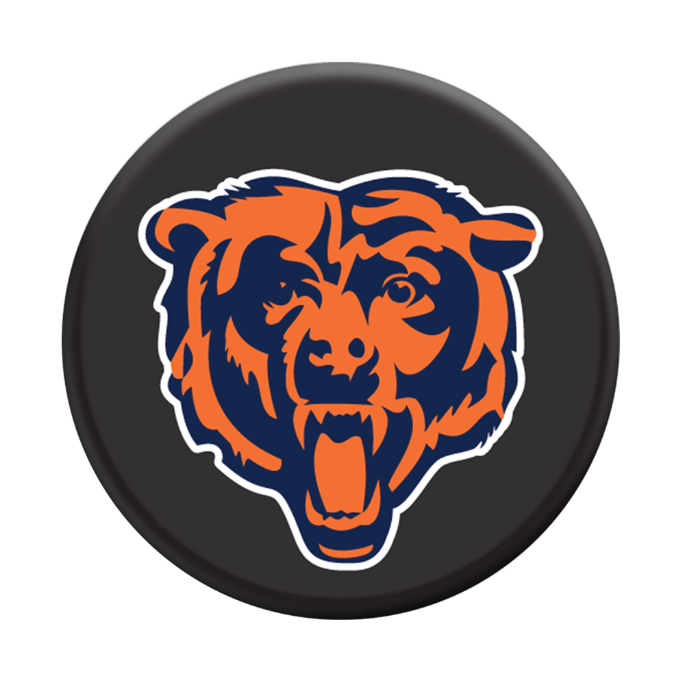 Chicago Bears Logo, PopSockets