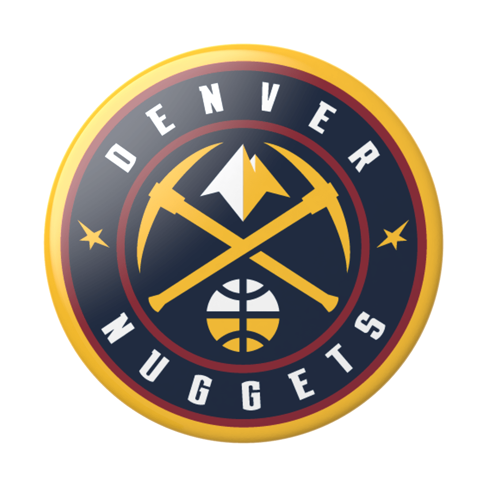 Denver Nuggets Logo, PopSockets