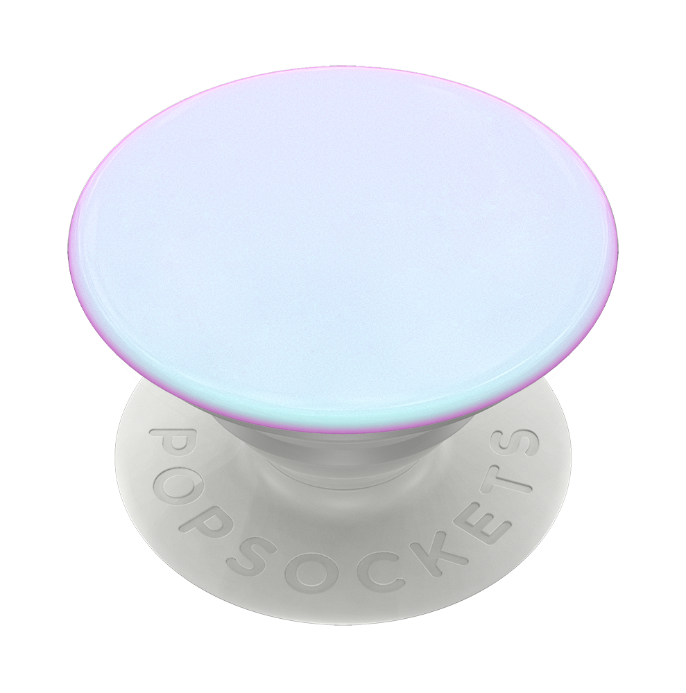 Color Chrome Mermaid White Popsockets Popgrip