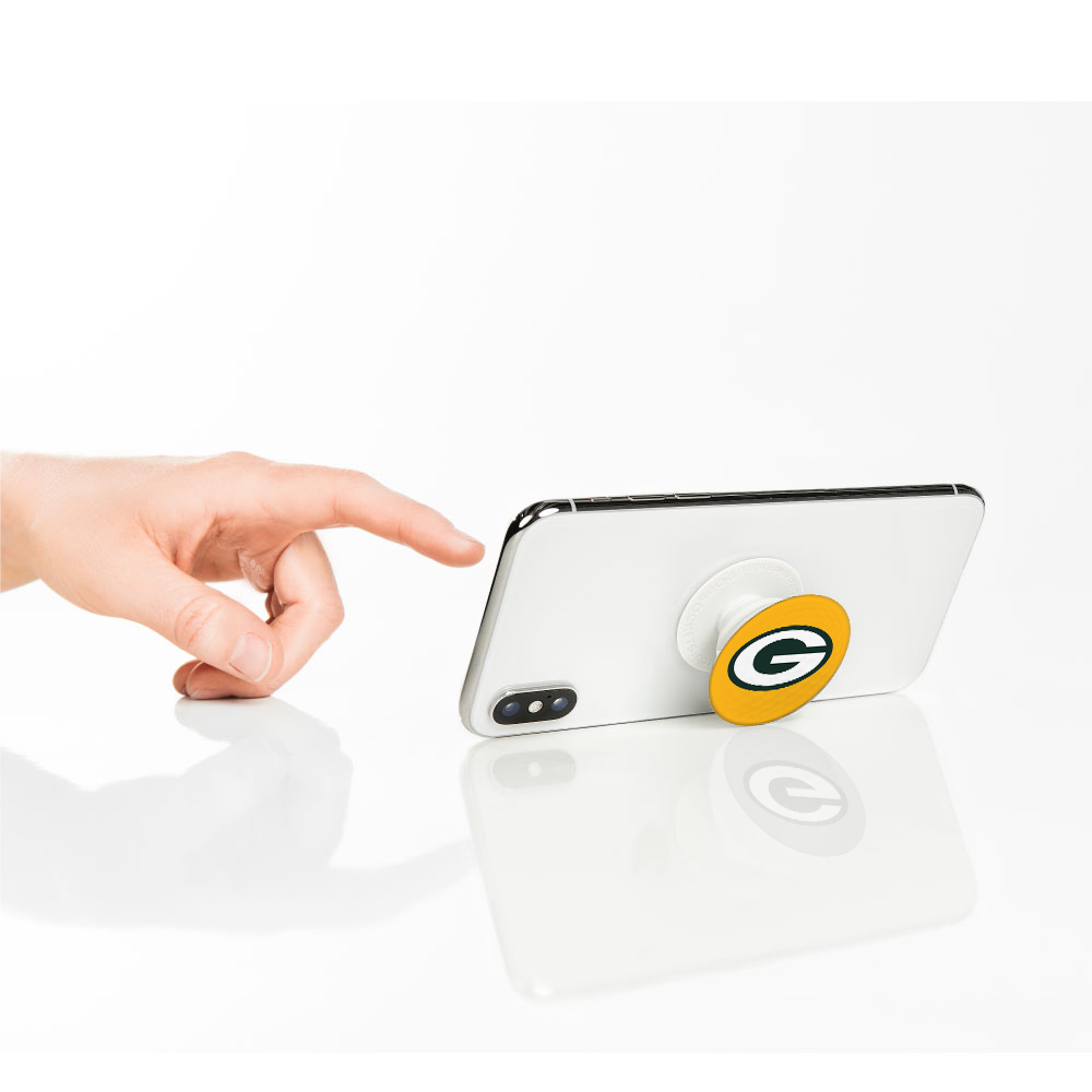 Green Bay Packers Helmet, PopSockets
