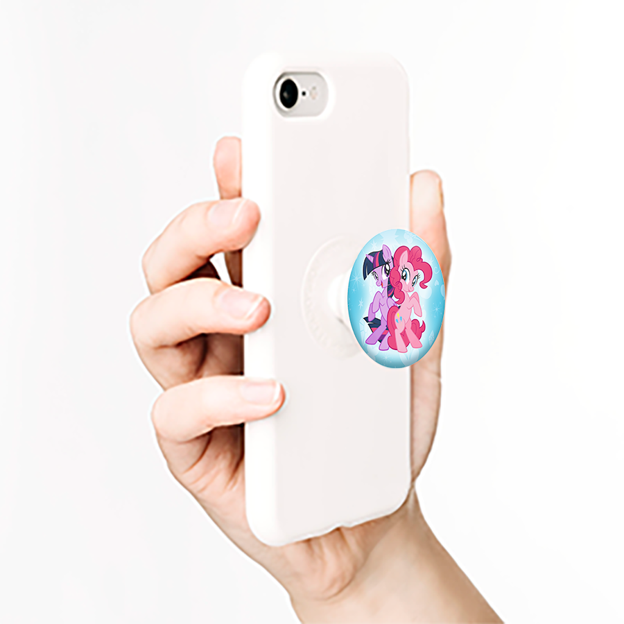 Twilight Sparkle & Pinkie Pie, PopSockets
