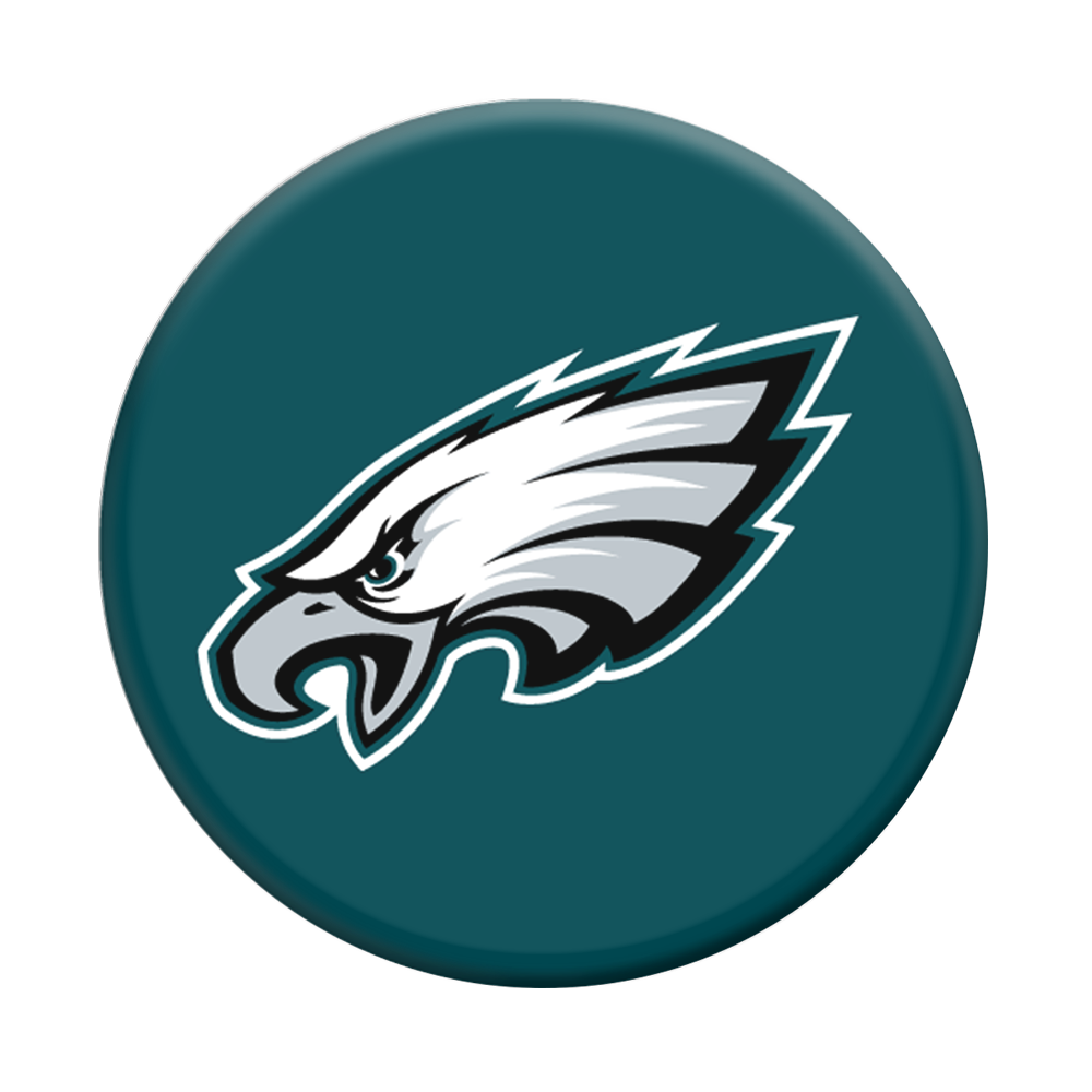 NFL - Philadelphia Eagles Helmet PopSockets Grip e923d61c2
