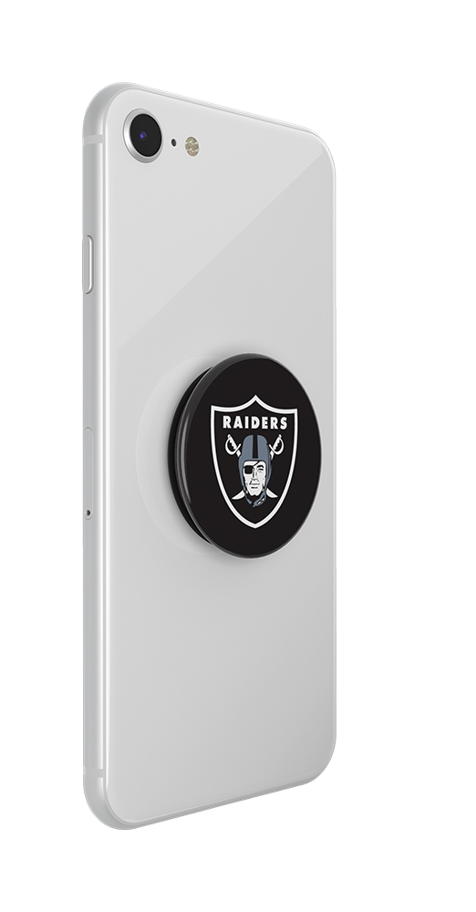Oakland Raiders Logo, PopSockets