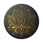 Golden Prana Black, PopSockets