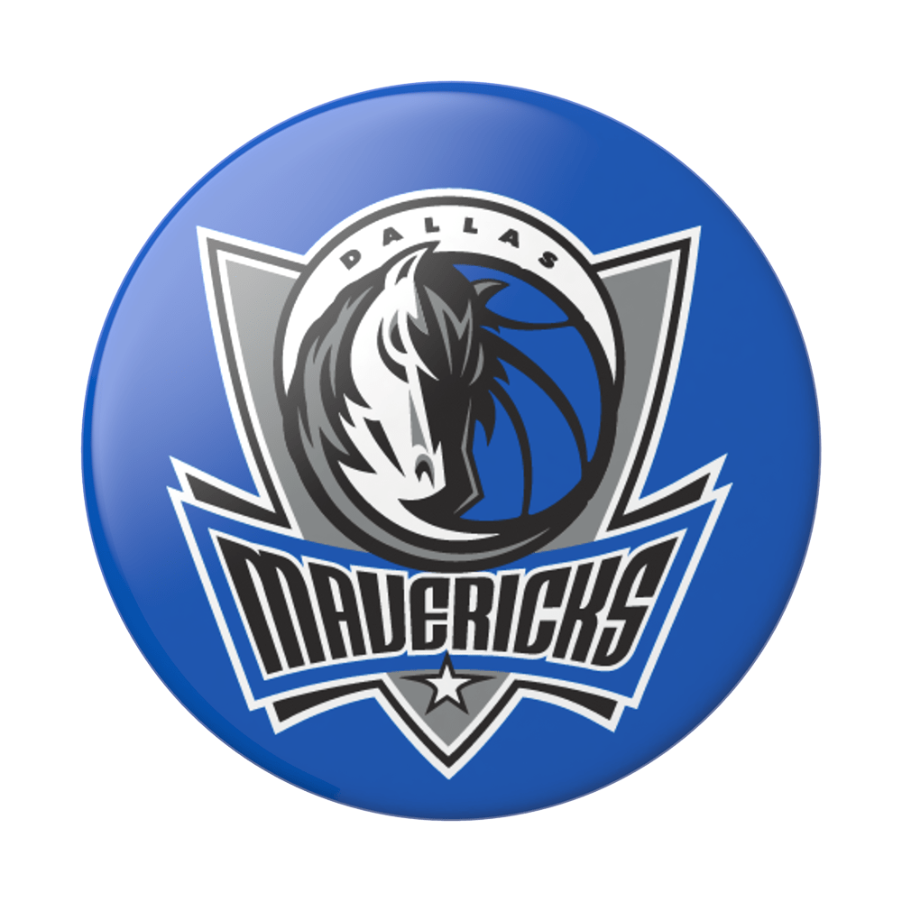 Dallas Mavericks Logo, PopSockets