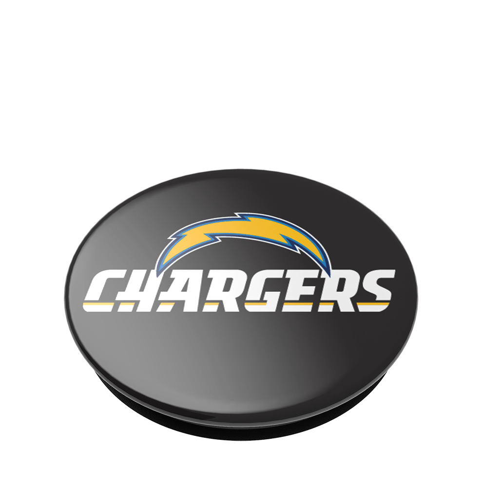 4c2dfc154 Los Angeles Chargers Logo PopSockets PopGrip