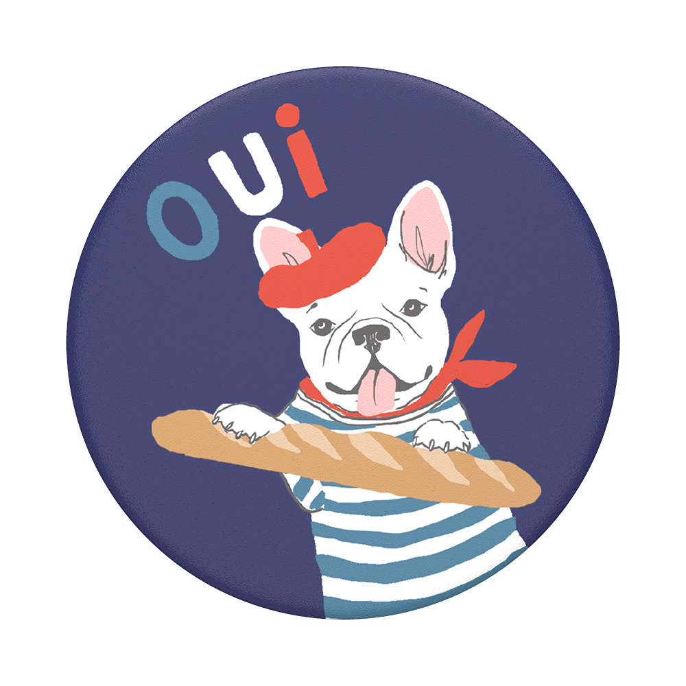 Frenchie, PopSockets