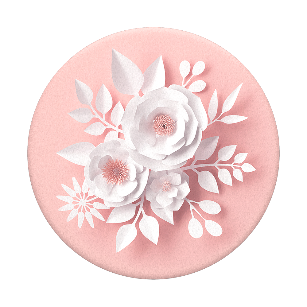 Paper Flowers Popsockets Popgrip
