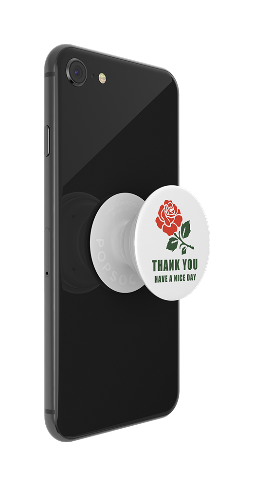 Thank You Rose, PopSockets
