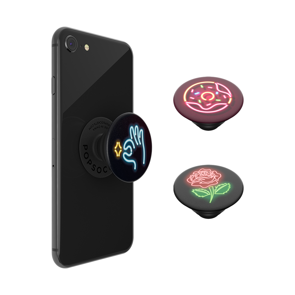 Blinded by Neon Lights, PopSockets