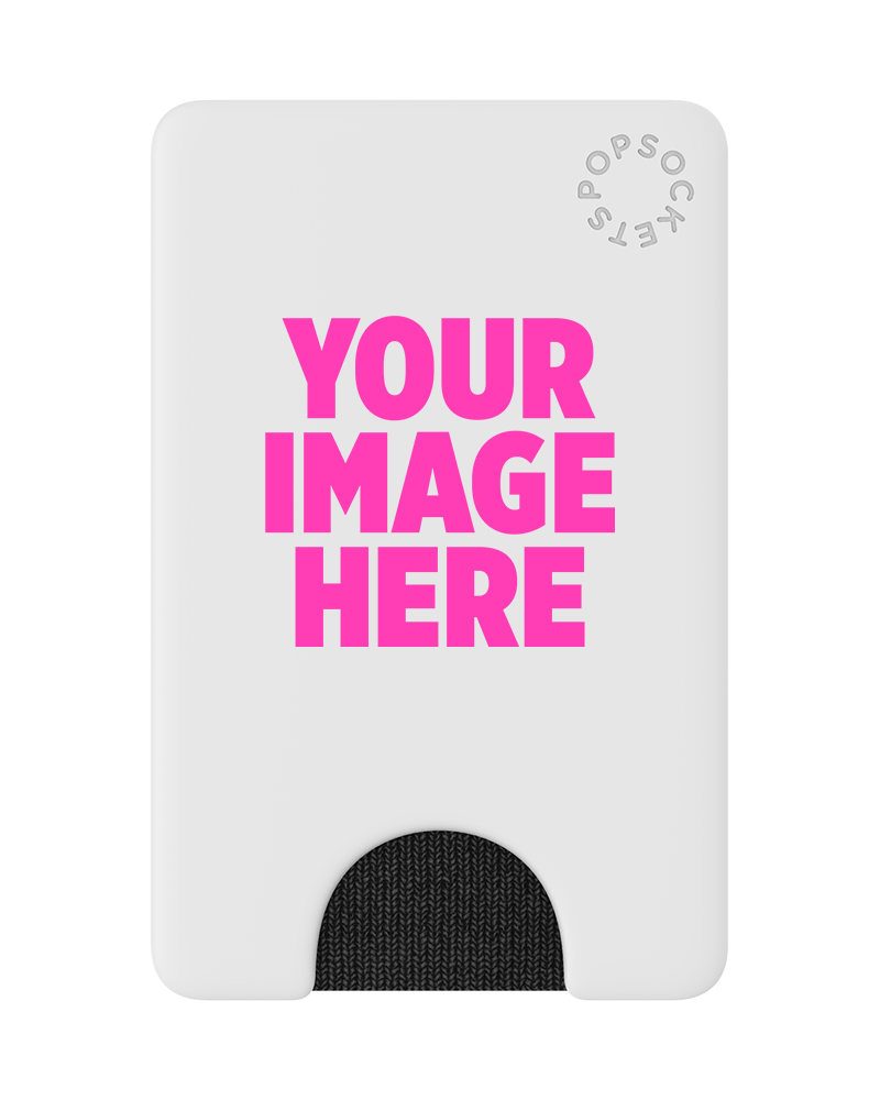 PopWallet Custom Design, PopSockets