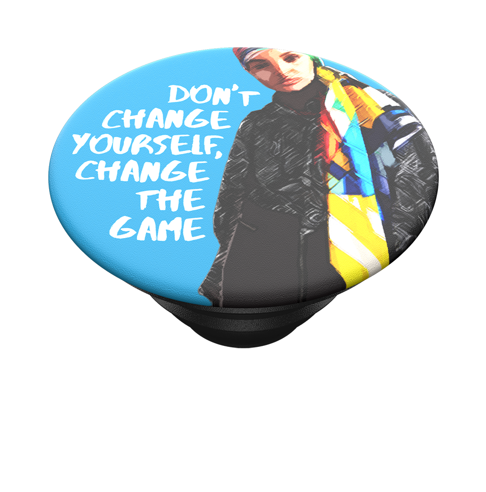 Change the Game, PopSockets