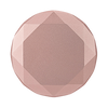 Rose Gold Metallic Diamond