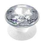 Disco Crystal Silver, PopSockets