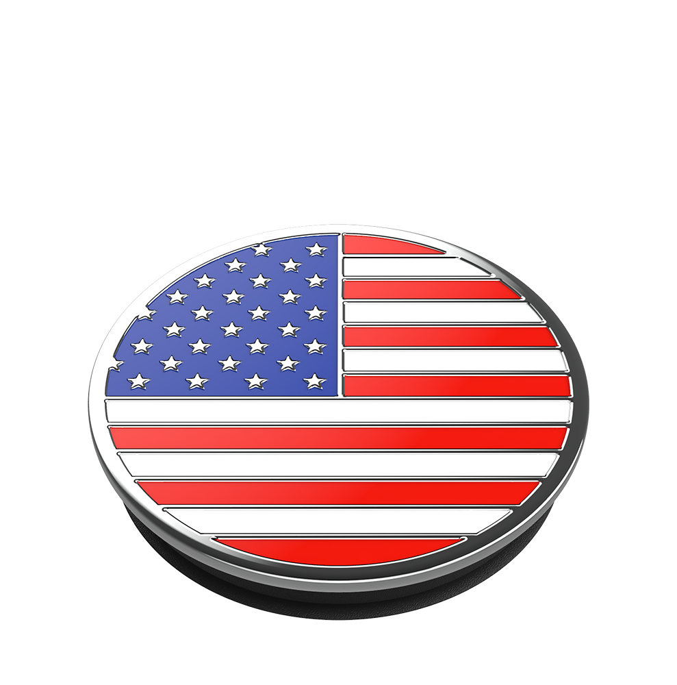 Old Glory Enamel, PopSockets