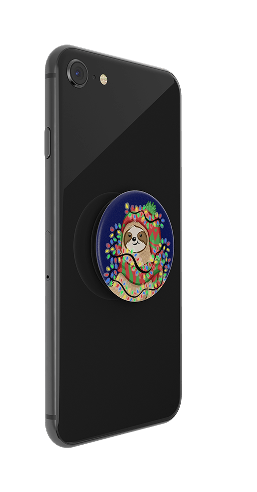 Holiday Sloth, PopSockets