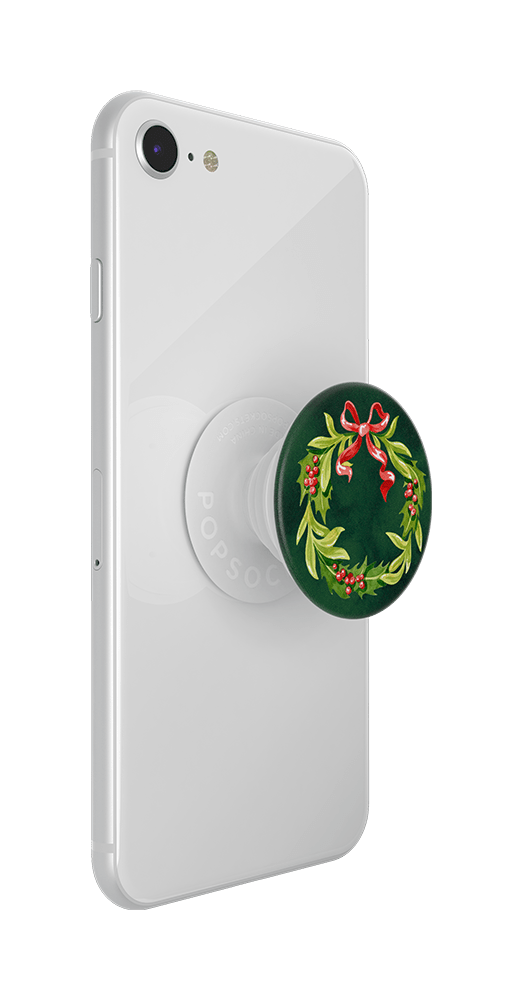 Holiday Wreath, PopSockets