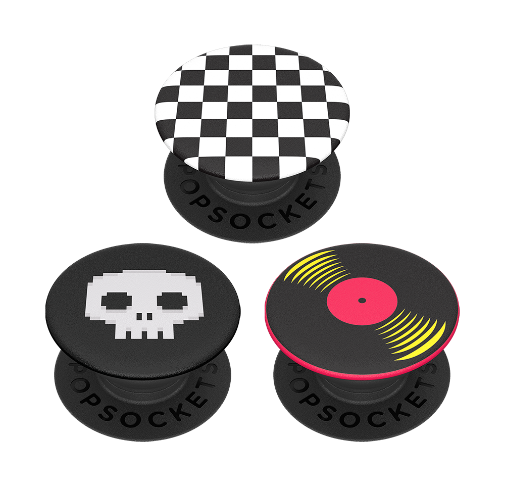 PopMinis Punk Out, PopSockets