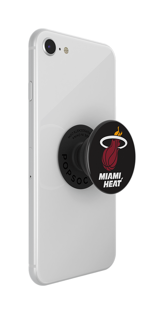 Miami Heat Logo, PopSockets