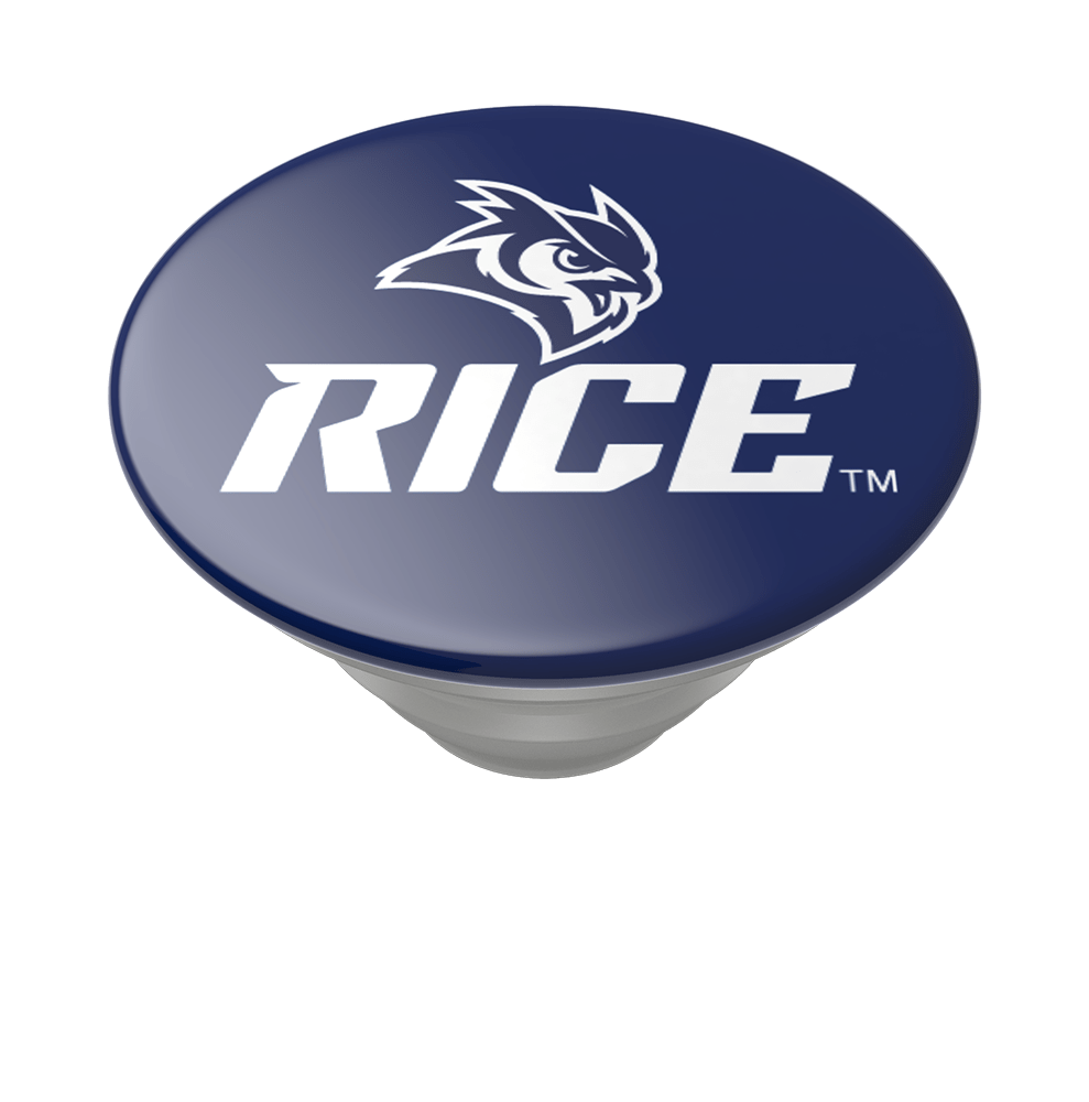 Rice Logo, PopSockets