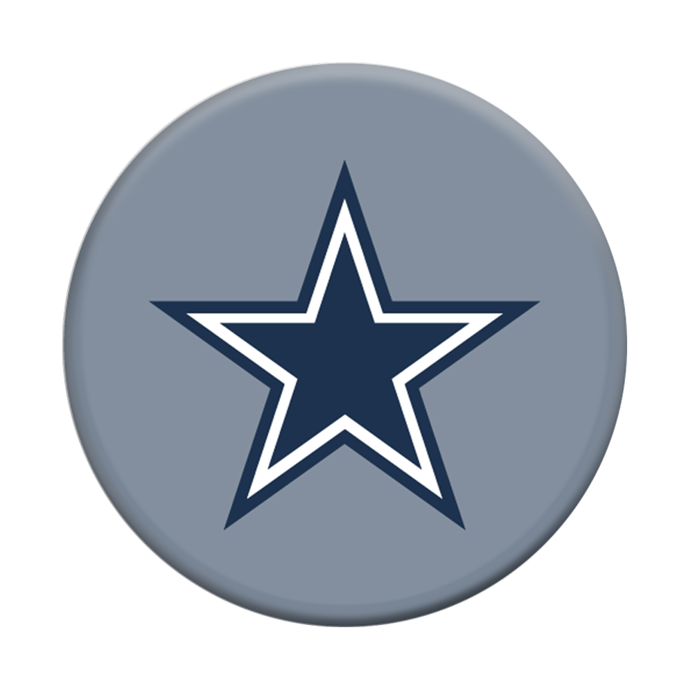nfl dallas cowboys helmet popsockets grip