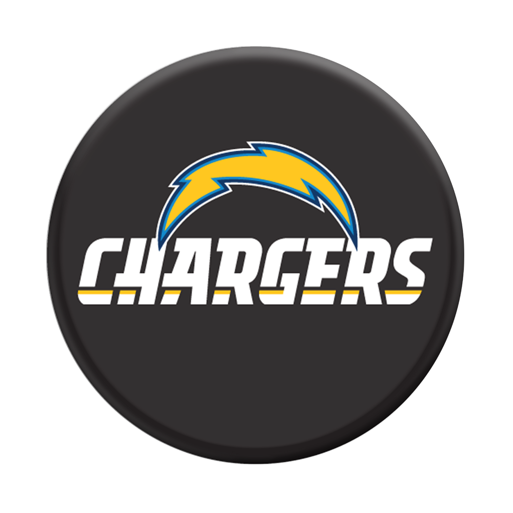 Los Angeles Chargers Logo, PopSockets