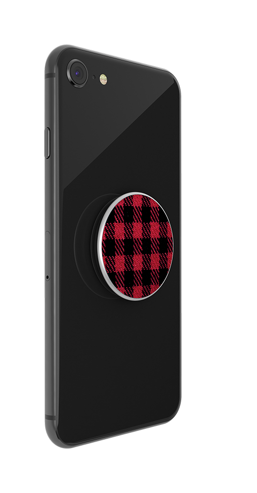 Classic Red Check, PopSockets