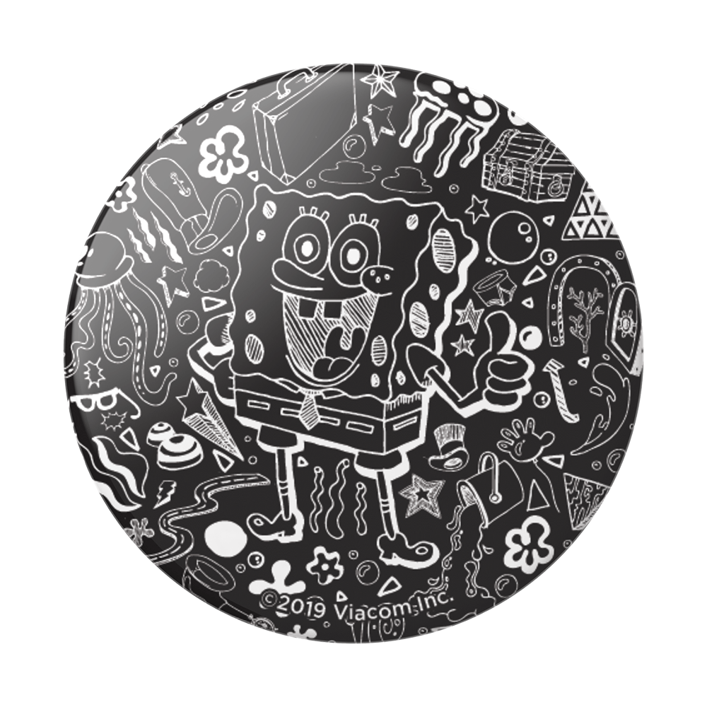 Spongebob Sketch, PopSockets