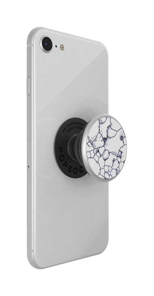 Crafted Stone White, PopSockets