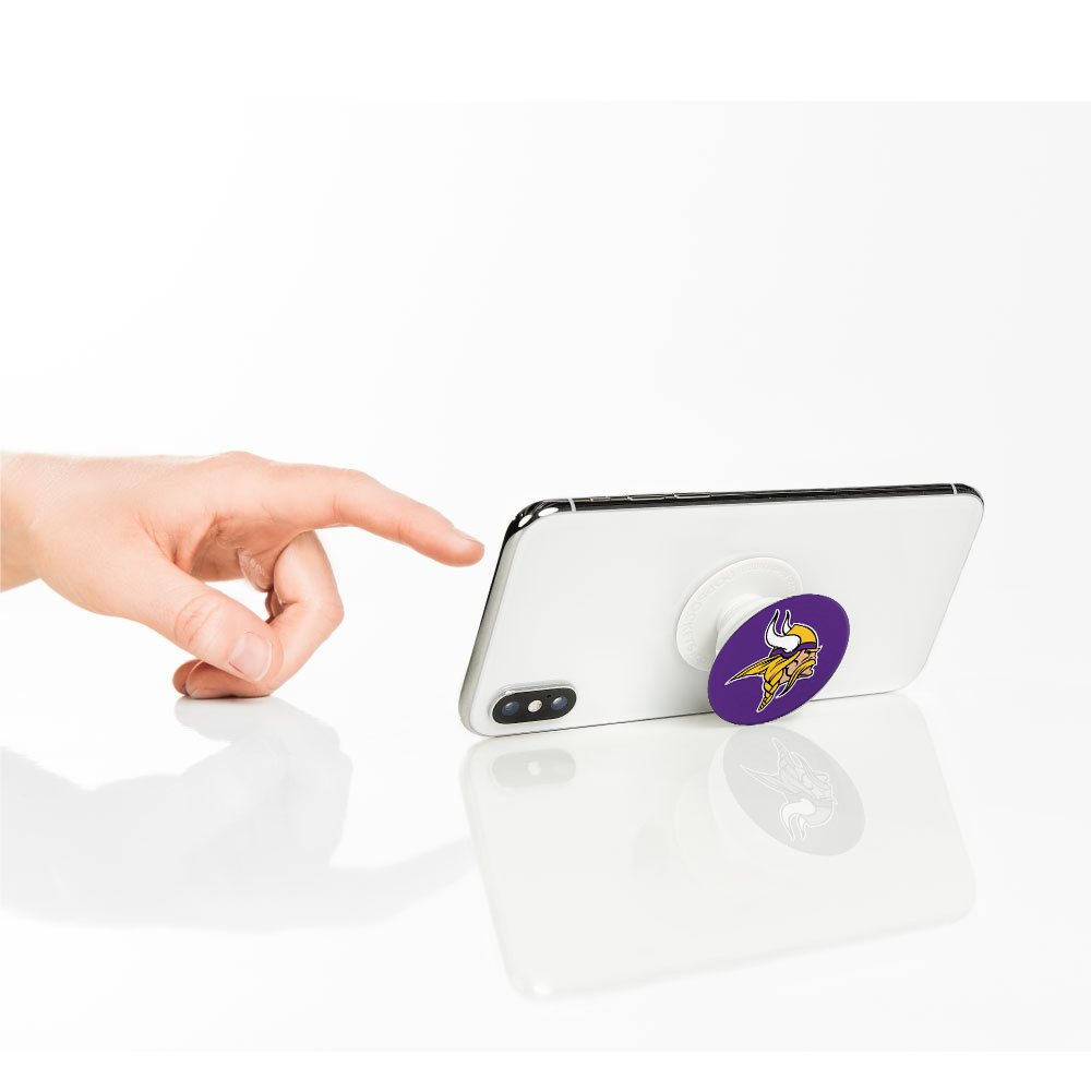 Minnesota Vikings Logo, PopSockets