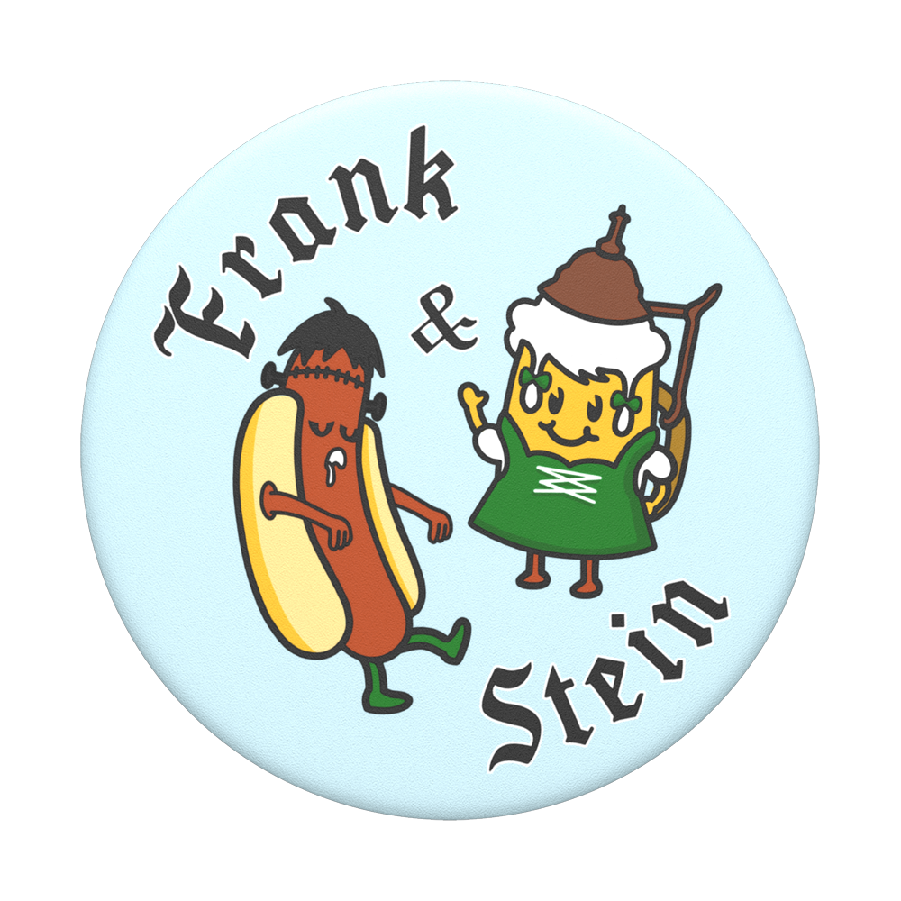 Frank and Stein, PopSockets