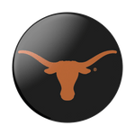 TX Longhorns Black, PopSockets