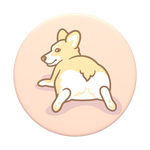 Corgi Watcha Workin With, PopSockets