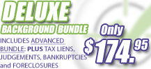 Deluxe Background Bundle - CheckRecords.com
