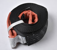 "2 (two) 3"" x 20' + 1 (one) 3"" x 30' Heavy Duty Tow Strap Recovery 14000LB Towing"
