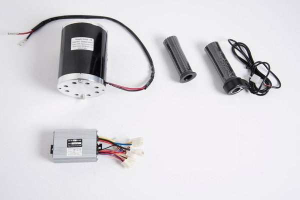 1000 W 48V 1020 electric brush motor NO Base kit control box & Throttle