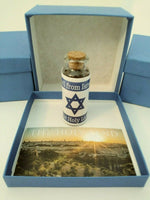 Holy Soil From Jerusalem Authentic piece of blessed Israel's land Spiritual Gift